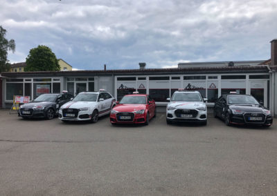 Fahrschule Wiener Fahrzeuge Audi