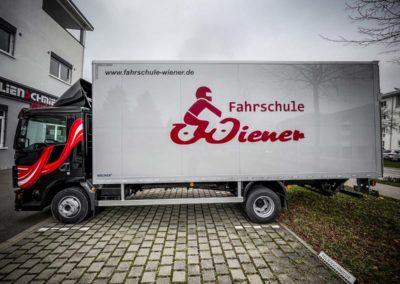 Fahrschule Wiener - LKW Führerschein