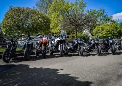 Fahrschule Wiener Motorräder